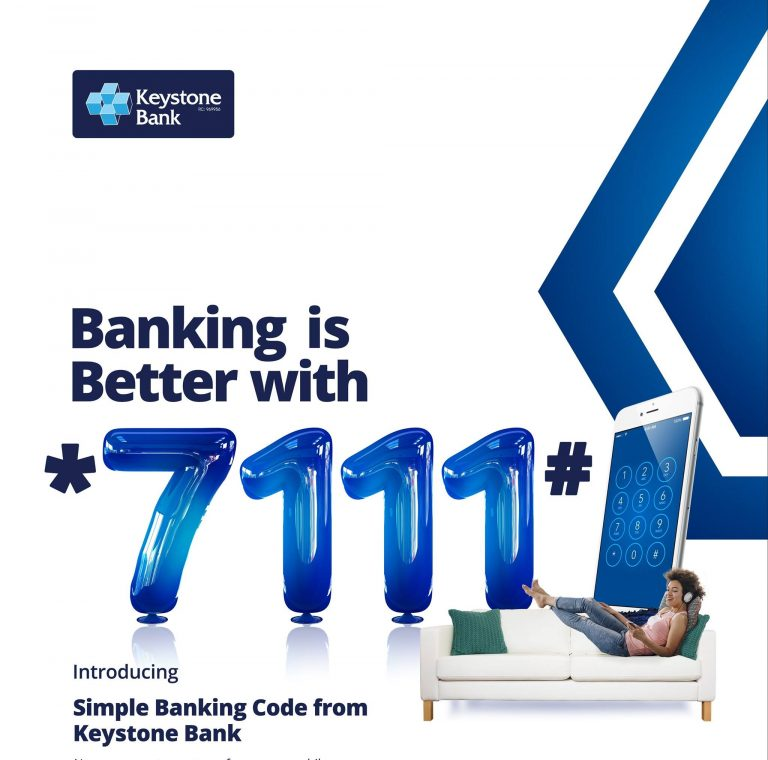 Keystone Bank USSD Code For Money Transfer, Airtime Recharge & Balance