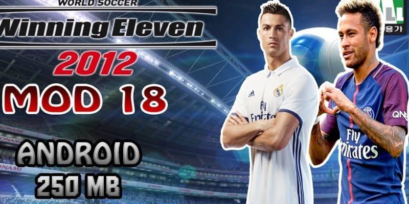 winning eleven 2012 apk we 2018 apk mod