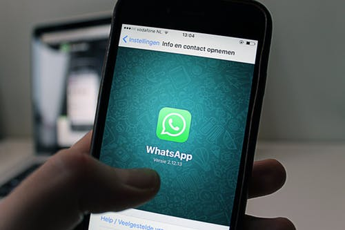 how to use whatsapp without SIM card