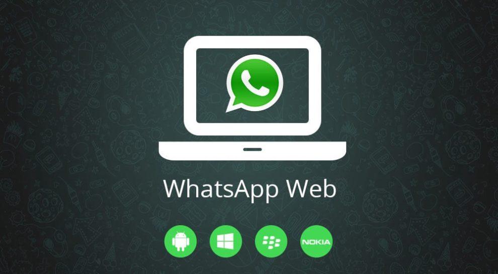whatsapp web image