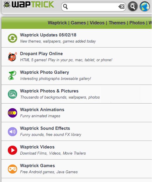 Waptrick Com Categories