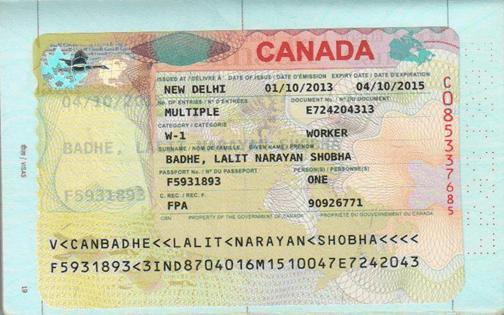 Canada open work permit
