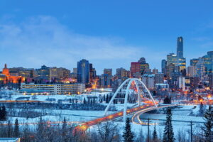 best city in canada to live and work - Edmonton